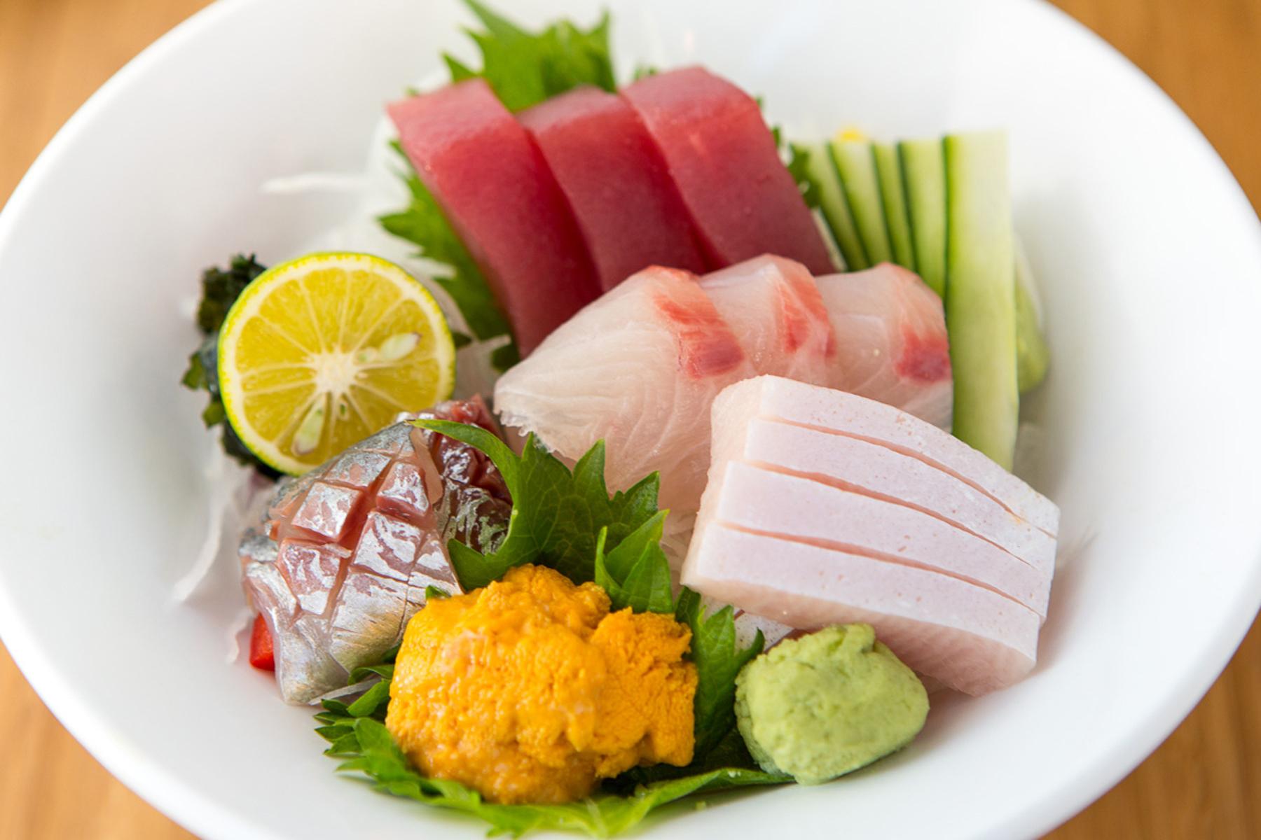 Sashimi 1800