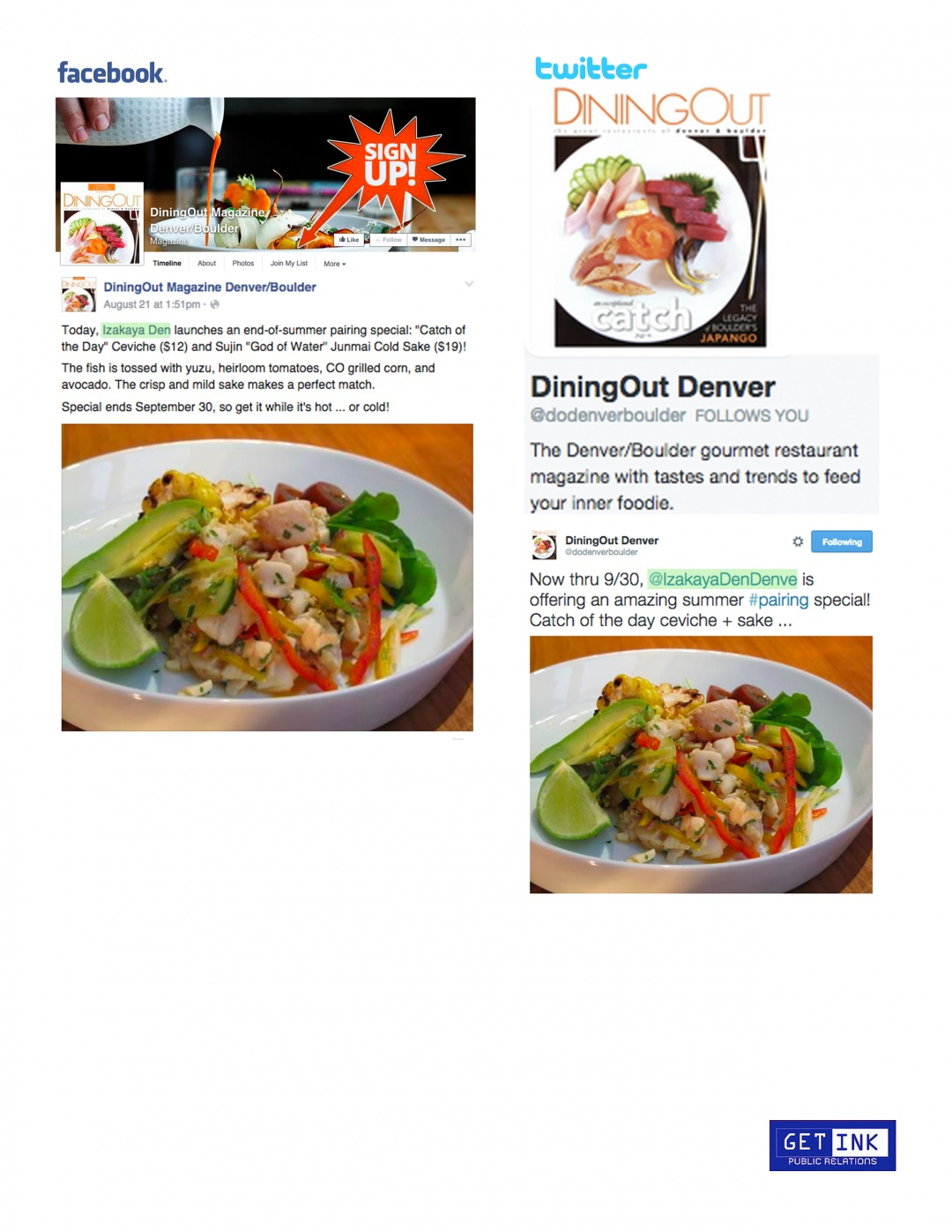 DiningOut Social Media 8.21.15