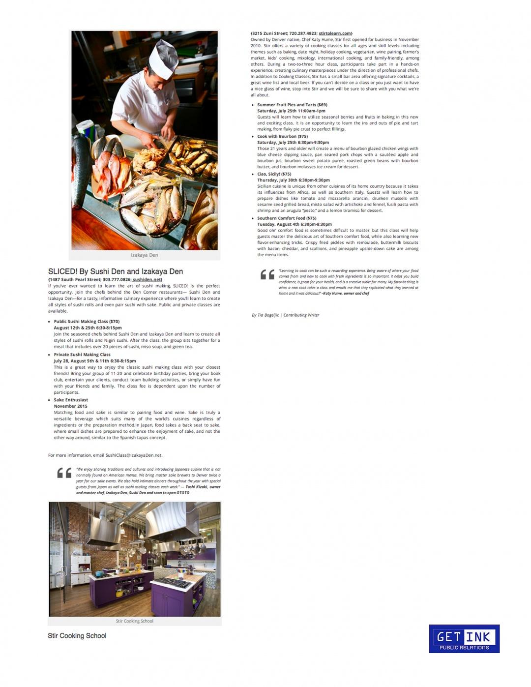 DiningOut.com 7.23.15 Part 2